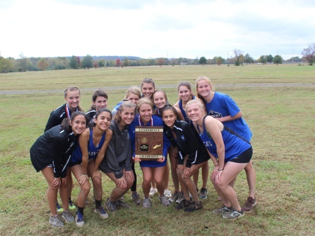 Cross Country Conference Champs