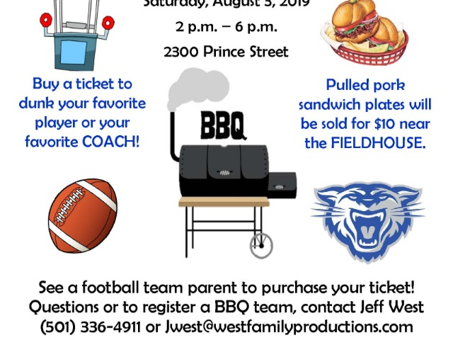 1st Annual Wampus Cat BBQ Kick Off