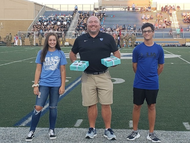 Julie's Sweet Shoppe Players of the Week