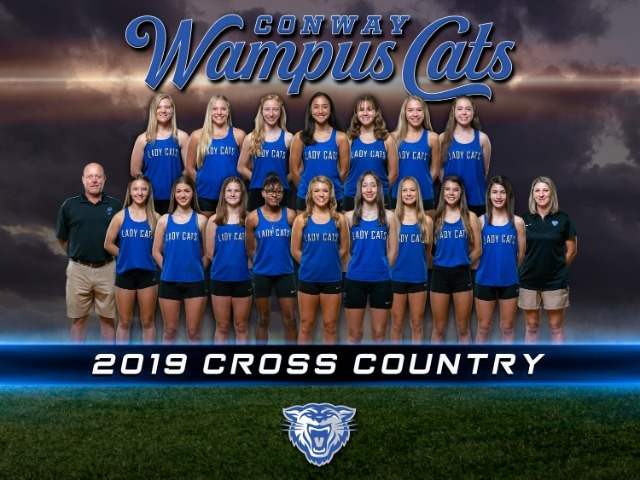 Lady Cats place 9th in the 6A State Girls XC Championship
