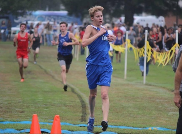 Conway cross country performs well in Russellville Invitational