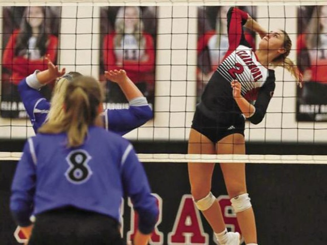 Lady Zebras push No. 1 Victory Christian