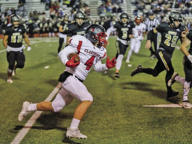 Record doesn't reflect Claremore's success in 2019