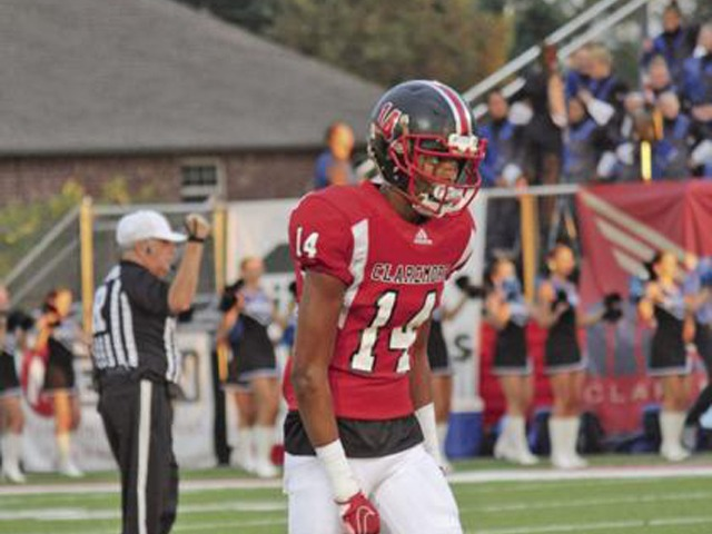 Claremore WR/DB Skinner commits to Kansas