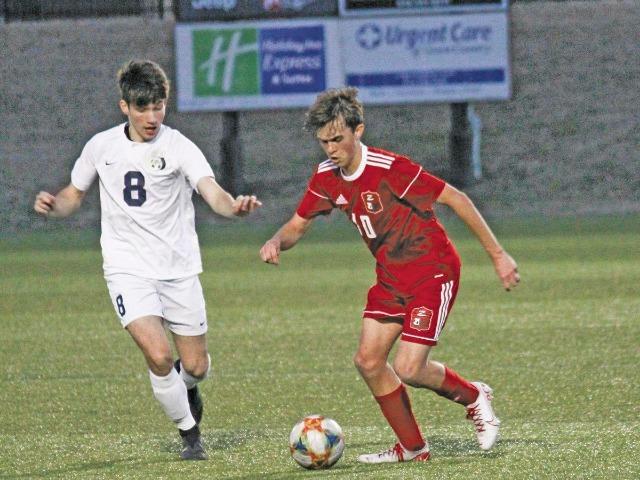 Claremore soccer splits with Bentonville West