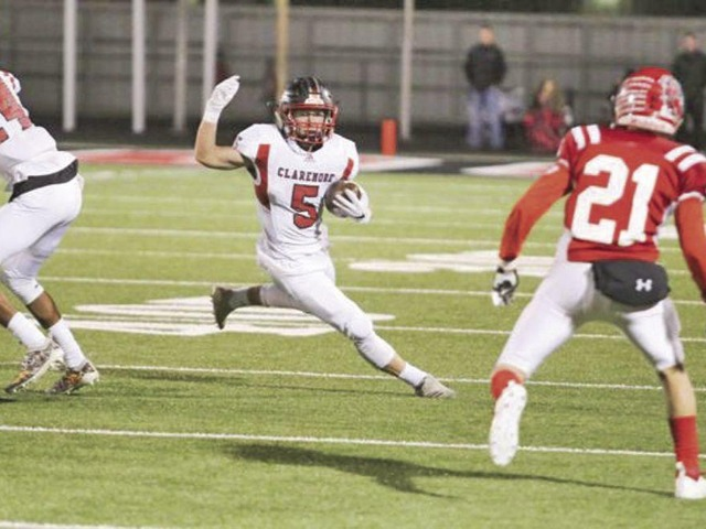 Claremore football players nominated for All-World preseason contest