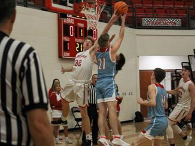 Catoosa bests Claremore boys in Port City Classic