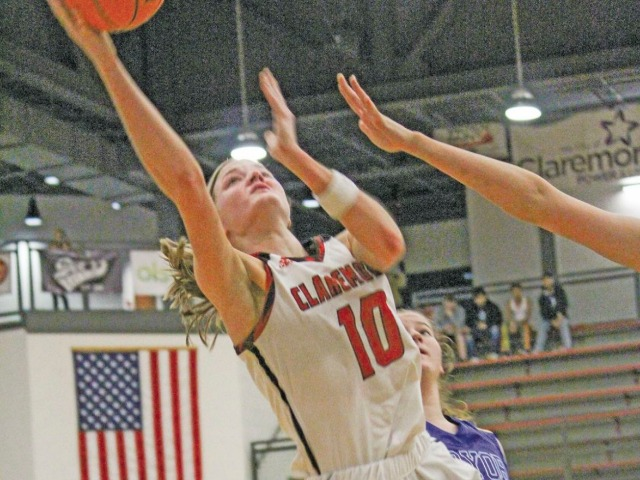 Homecoming Queen Grant leads Lady Zebras in upset of Pryor