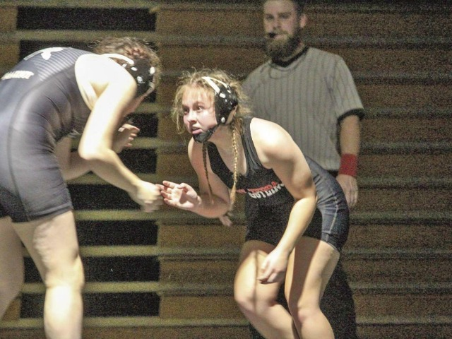 COACHABLE, TEACHABLE, TRAINABLE: Claremore girls show their mettle on wrestling mat