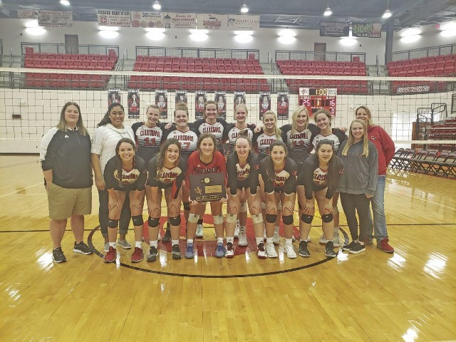 Claremore 3-peats at regional, advances to state tournament