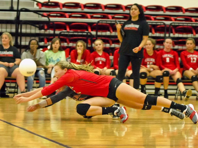 Claremore glides past Glenpool 3-0