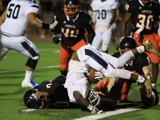 Wolves upended by Booker T. Washington