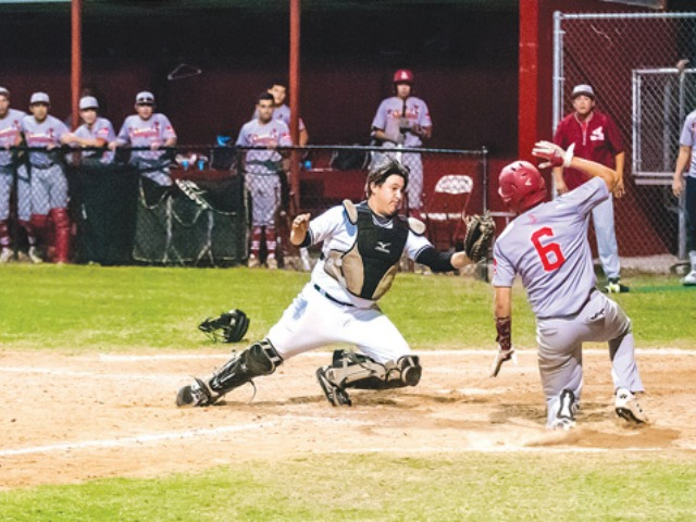 Diamondbacks come from behind to beat Rattlers