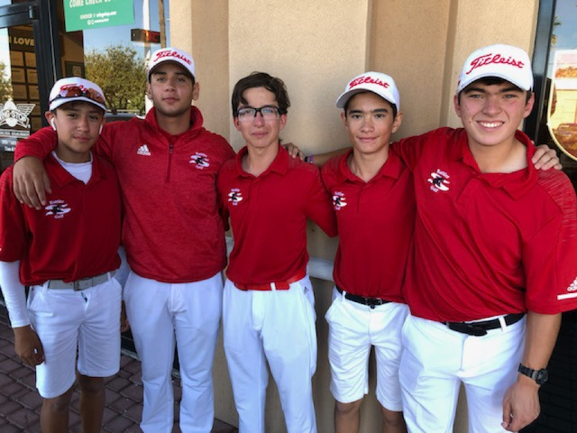 Sharyland Boys Place 5th
