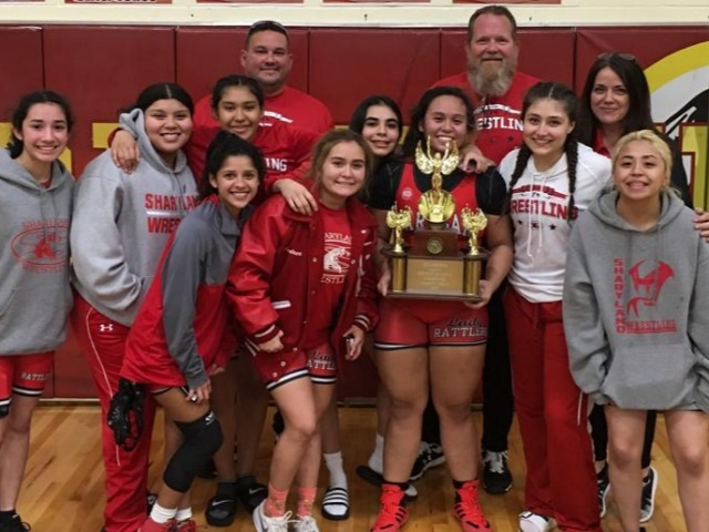 Lady Rattlers take Dual championship