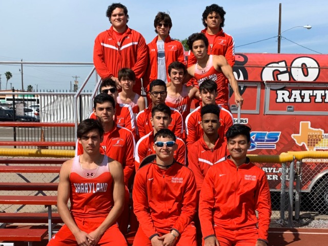 Rattler Boys Place 5th at Patriot Relays