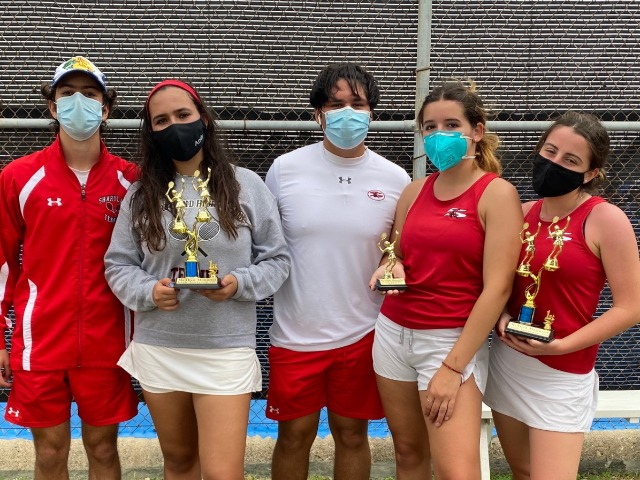 Sharyland Tennis Results - Memorial Tourney