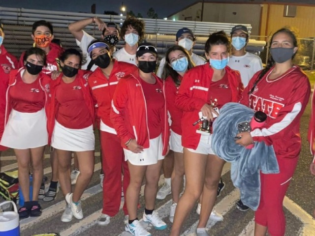 Sharyland Tennis Results from La Feria Tourney