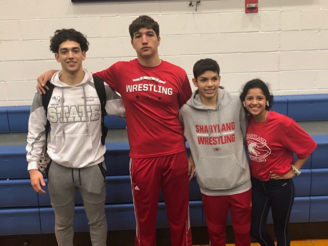 Rattler Wrestlers Qualify for State