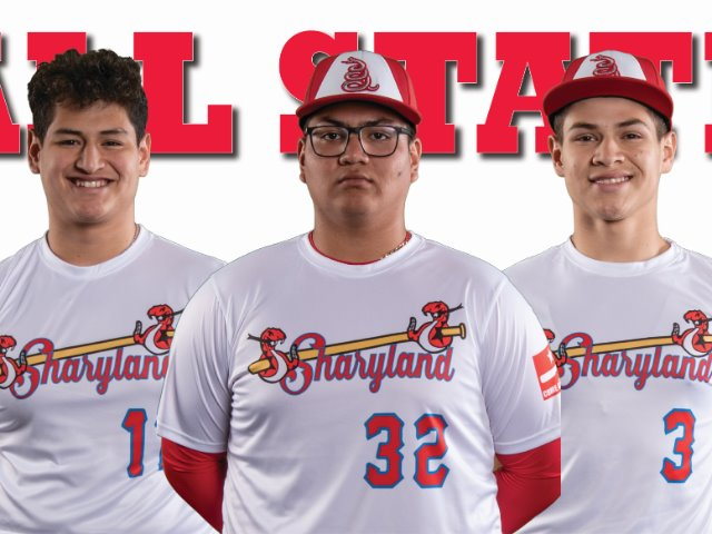 3 Rattlers Make All State Team