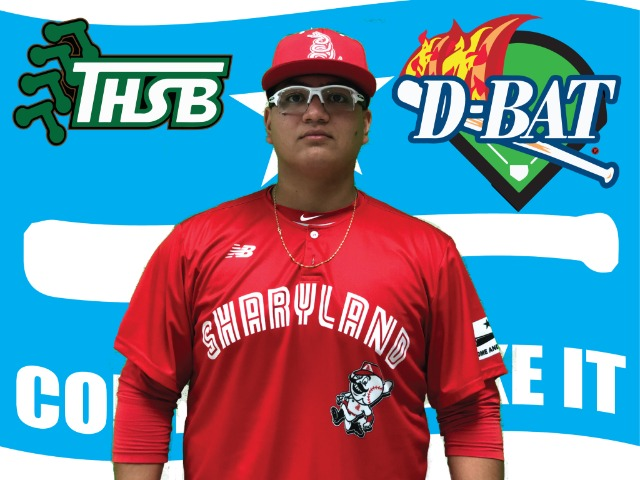 Image for Vazquez Named D-Bat 5A 1st Half Hitter of the Year