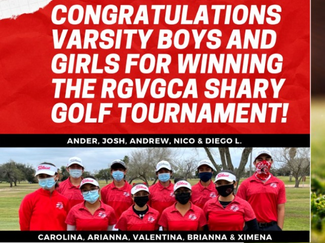 Image for Shary Boys and Girls Win RGVGCA Tourney
