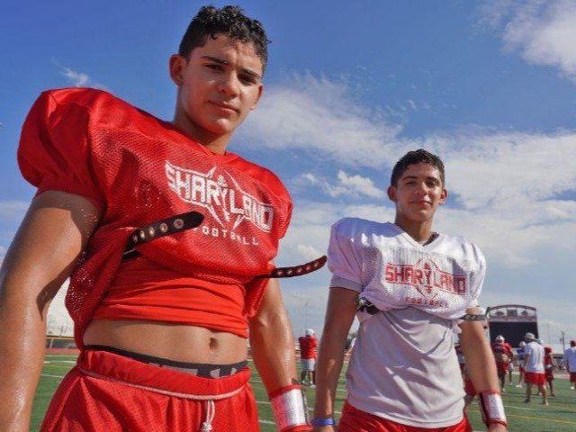 Twins stepping up for Sharyland
