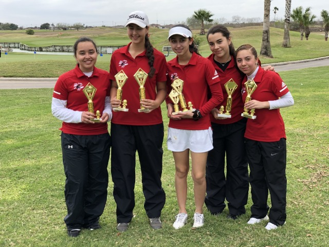 Lady Rattlers Finish 2nd at Edinburg Tourney