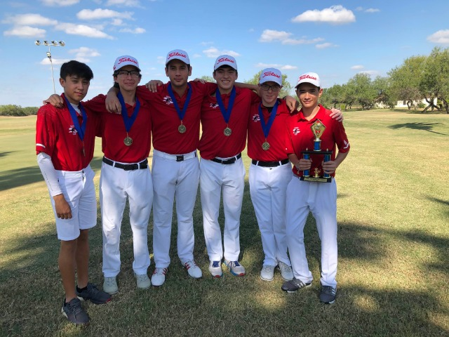 Shary Golf Takes 3rd