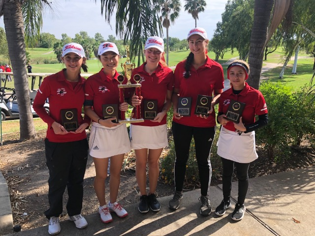 Image for Shary Girls Take 1st Place at Regional Preview