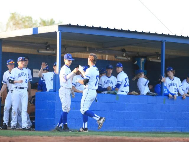 Sapulpa Baseball Receives Academic Honor