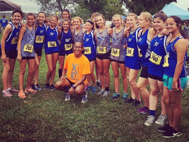 Strong Showing at Conference Cross Country Meet