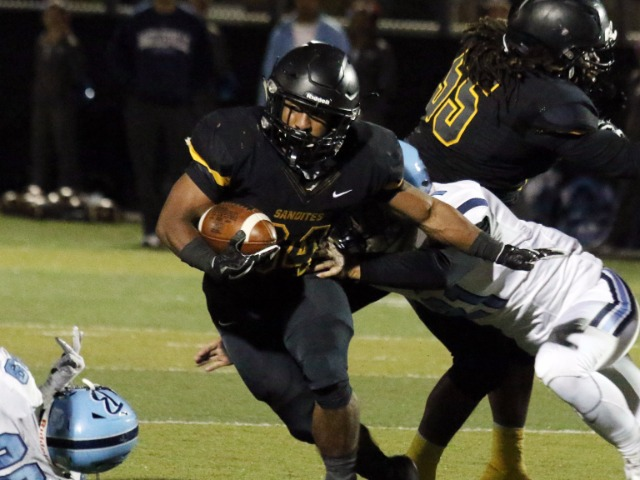 Scott rushes for over 500 yards with 7 TDs in 55-13 win over Bartlesville