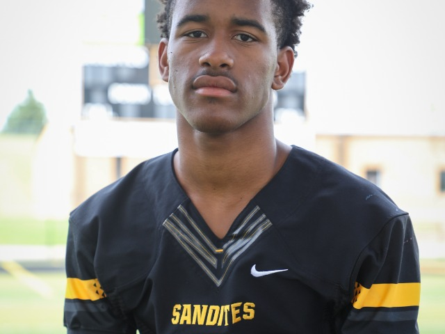 Sandites will have to find new running back