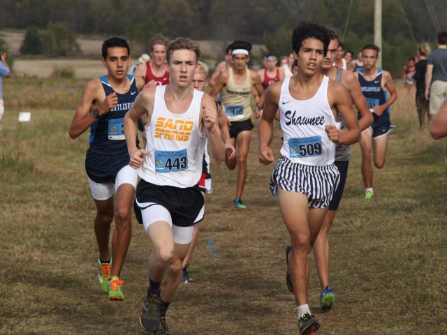 CROSS COUNTRY: Sandite boys make history with state berth