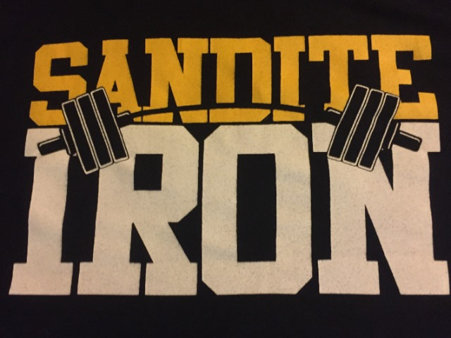 Sandite Iron Summer Schedule has been released for all athletes