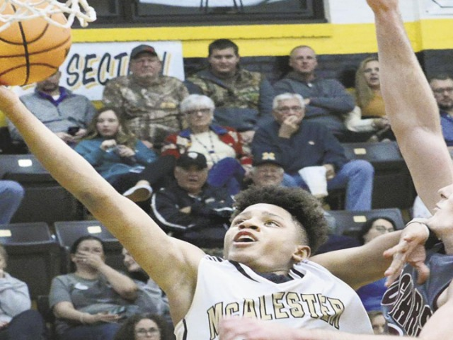 Image for McAlester falls to Ada in rivalry game