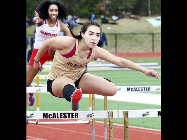 McAlester to compete at Tulsa Union for regionals