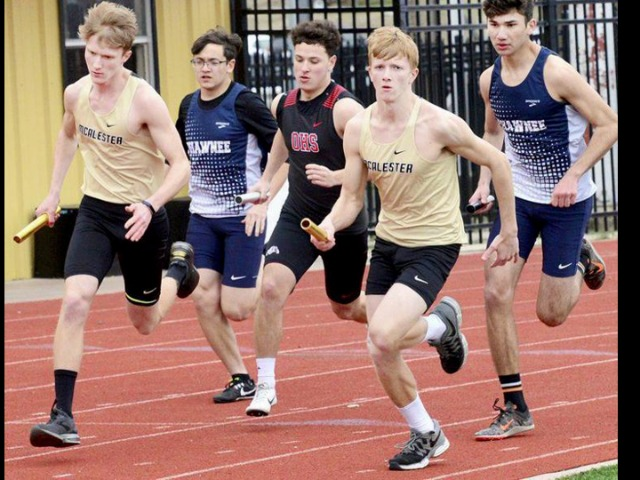 McAlester readies for final meet before regionals