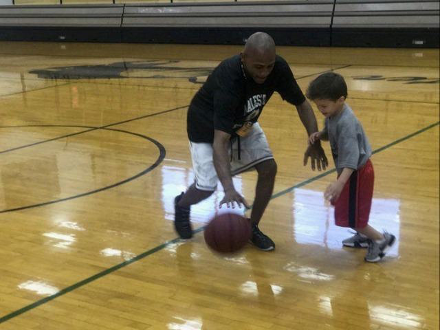 McAlester wraps up another Lil Buffs Basketball Camp