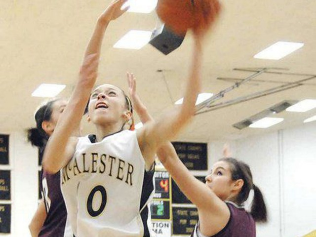 McAlester falls to Ada in rivalry game