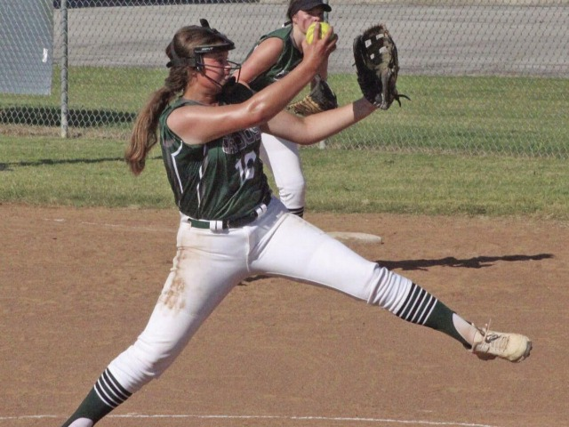 Sequoyah softball sweeps Catoosa in doubleheader