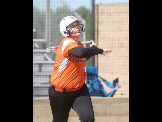 Lady Tigers can't hold off Fort Gibson