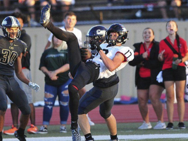 Westmoore's Colby Phillips named 6A-I-1 Tight End of the Year