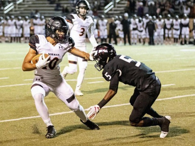 Norman High prevails in crucial district game over Westmoore