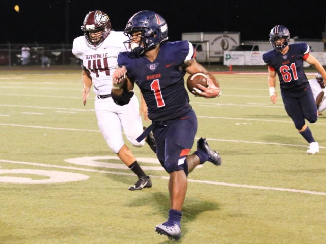 Pats Open Season With Win Over Blytheville