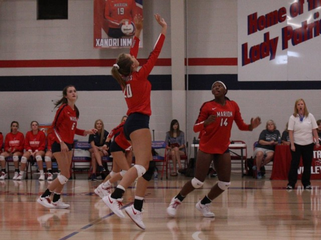 Lady Pats Stay Undefeated