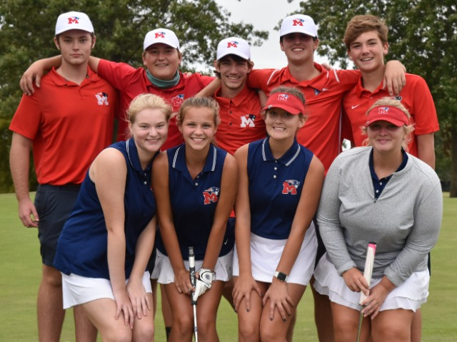 Patriot Golf Heads to State Tourney After Big Day in Conference Championships