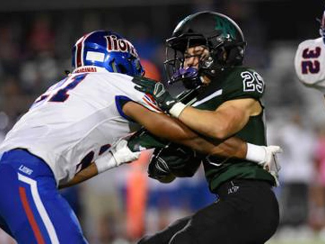Moore forces three Norman North turnovers in runaway victory