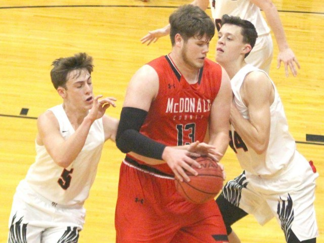 Pea Ridge rallies past Mac County